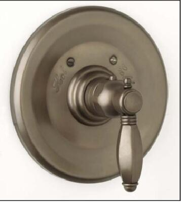 Rohl A4914LH Country Bath Collection Trim Only for Therm/Non-Volume Controlled Valve: