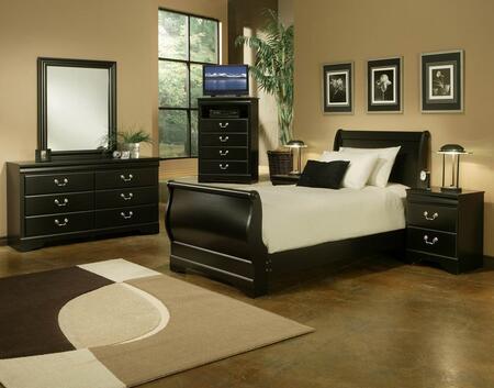 Sandberg 325D Regency Bedroom Sets