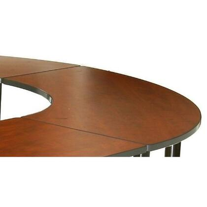 "Boss NTT5924 Training Table Crescent 24""D x 59""W"