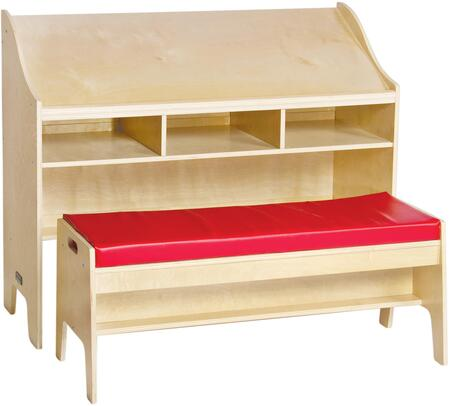 Guidecraft G6304 Childrens Office Desk