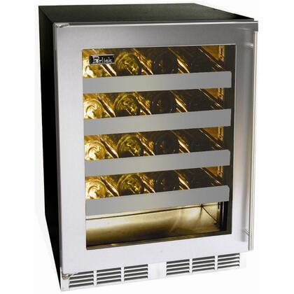 """Perlick HA24WB4LDNU 23.875"""" Built-In Wine Cooler"""