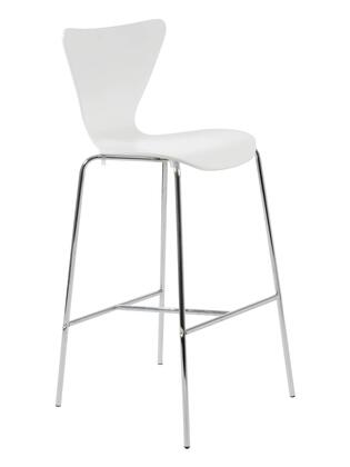 Euro Style 02834 Tendy Series  Bar Stool