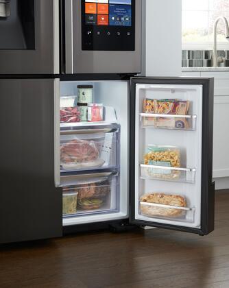 Samsung Appliance Rf28k9580sr 36 Inch 4 Door French Door