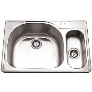 Houzer RMG3322SR1 Kitchen Sink
