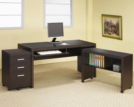 Coaster 800901SET Papineau Desks