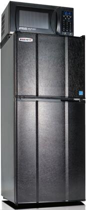"""MicroFridge 48MF47D1x 19"""" Energy Star, ADA Compliant, Refrigerator and Microwave Combination Unit with 3.4 cu. ft. Refrigerator Capacity, 1.4 cu. ft. Microwave Capacity, Internal Safe Plug and Dual USB Charger, in"""