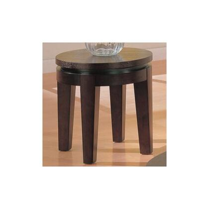 Coaster 700597 Contemporary Wood  End Table