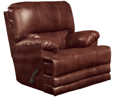 Catnapper Austin Manual Walnut Recliner Shown