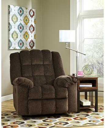 Flash Furniture FSD6199RECPCOAGG Ludden Series Contemporary Fabric Metal Frame  Recliners