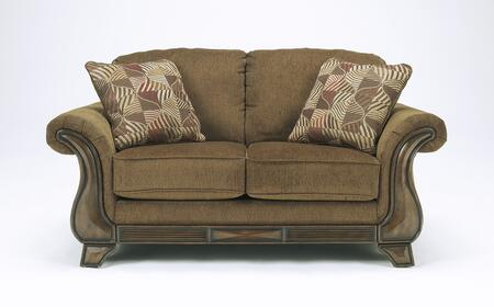 Signature Design by Ashley Montgomery Loveseat Front View