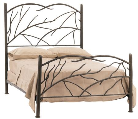 Stone County Ironworks 904726  California King Size Complete Bed