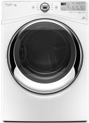 Whirlpool WED88HEAW Electric Duet Series Electric Dryer