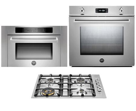 Bertazzoni 347213 Professional Kitchen Appliance Packages