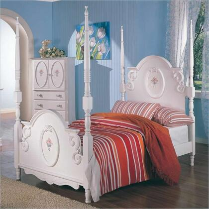 Coaster 400100F Sophie Series  Full Size Poster Bed