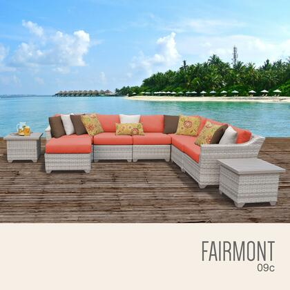 FAIRMONT 09c TANGERINE