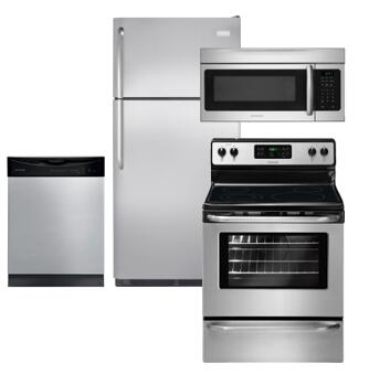 Frigidaire 293850 Kitchen Appliance Packages