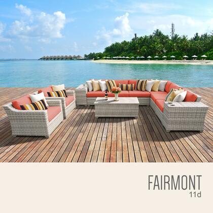 FAIRMONT 11d TANGERINE