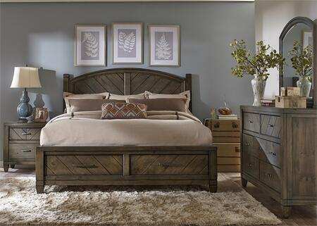 Liberty Furniture Modern Country Main Image