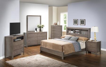 Glory Furniture G2405BQB2SET G2405B Queen Bedroom Sets