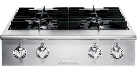 Electrolux Icon E30GC74GPS Professional Series Gas Sealed Burner Style Cooktop, in Stainless Steel