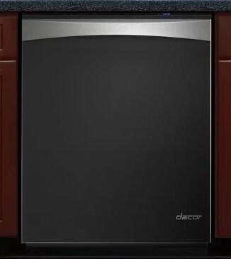 Dacor PD24BK Preference Series Built-In Fully Integrated Dishwasher with in Black