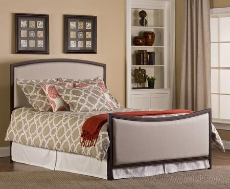 Hillsdale Furniture 1384BKR Bayside Series  King Size Panel Bed