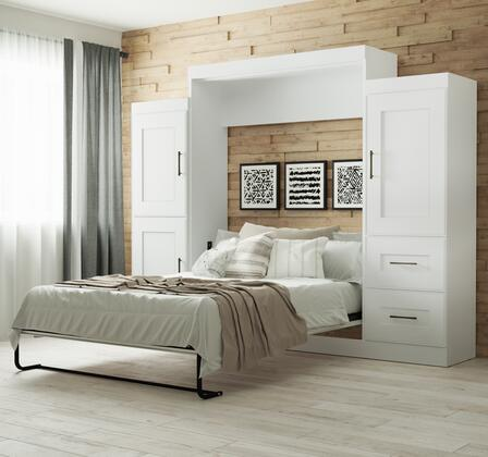 Bestar Furniture Edge Wall Bed