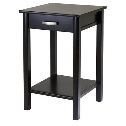 Winsome 92719 Liso Series  End Table