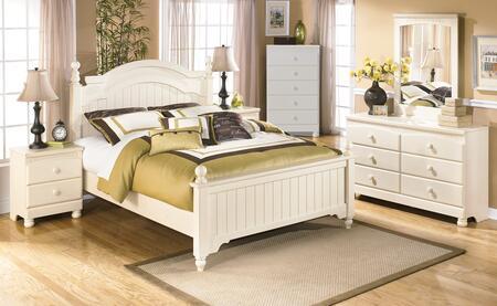 Milo Italia BR303FPSBDMN Burton Full Bedroom Sets