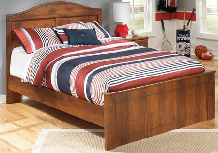 Milo Italia BR355424073 Vasquez Series  Twin Size Panel Bed