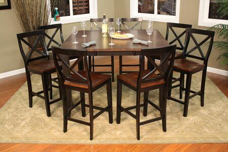 American Heritage 713101 Rosetta Dining Room Sets