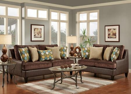 Chelsea Home Furniture 632128032SL Catania Living Room Sets