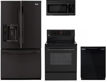 LG 729094 Kitchen Appliance Packages
