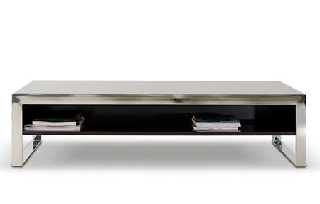 VIG Furniture VGHB131D Ebony Modern Table