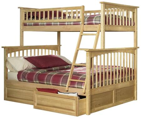 Atlantic Furniture AB55225  Bunk Bed