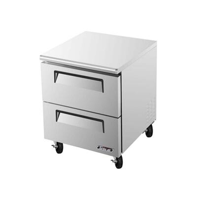 "Turbo Air TUF28SDD2 27.5""  Commercial Undercounter Freezer"