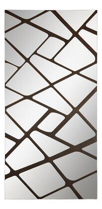 Ren-Wil MT1122  Rectangular Both Wall Mirror