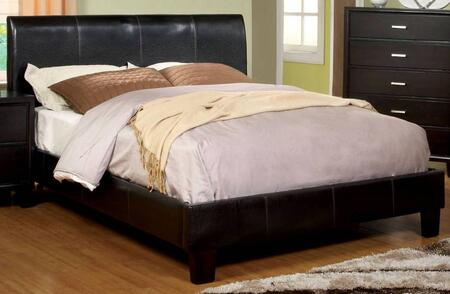 Furniture of America CM7007EKBED Villa Park Series  King Size Bed
