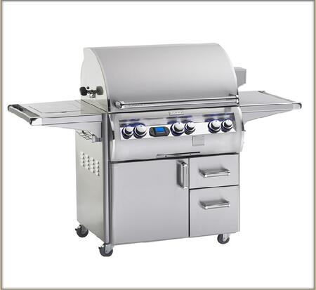 FireMagic E660SME1N62 Freestanding Natural Gas Grill