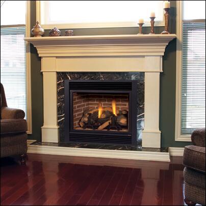 Majestic 300DVBHPSC7  Direct Vent Liquid Propane Fireplace