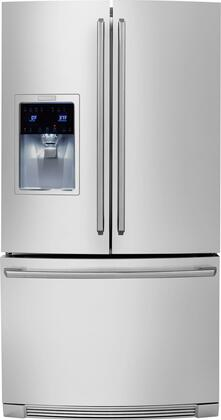 Electrolux EI27BS26JS IQ-Touch Series  French Door Refrigerator with 26.7 cu. ft. Total Capacity 4 Glass Shelves