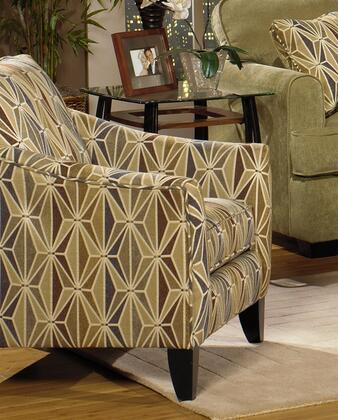 Jackson Furniture 70227GLD Armchair Fabric Accent Chair