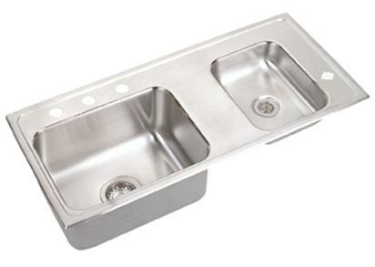 Elkay DRKRQ3717L4  Sink