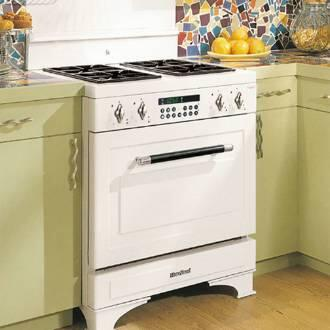 Heartland 353005LP  Dual Fuel Freestanding Range with Sealed Burner Cooktop, 4.4 cu. ft. Primary Oven Capacity, in Blue