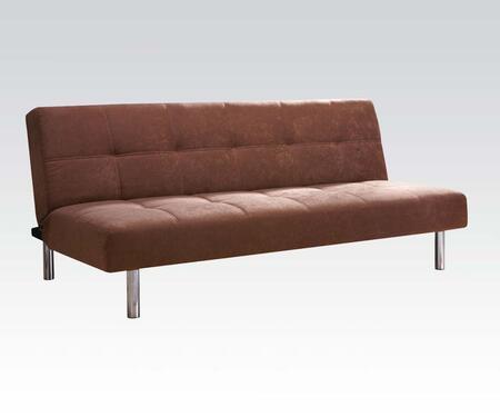 Acme Furniture 05996 Darlington Series Convertible Microfiber Sofa