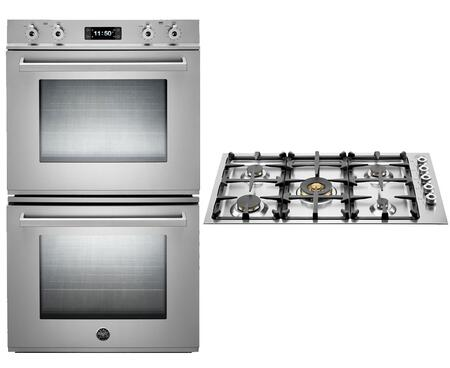 Bertazzoni 347066 Professional Kitchen Appliance Packages