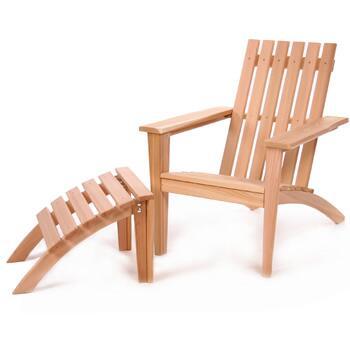 All Things Cedar AEO21U  Aidrondack Chair