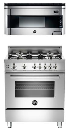 Bertazzoni 663554 Professional Kitchen Appliance Packages