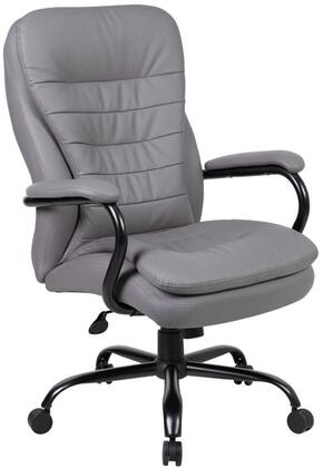 "Boss B991GY 31"" Adjustable Contemporary Office Chair"