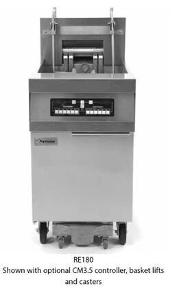 frymaster fpre180 20 re80 series commercial electric fryer frymaster re diagram